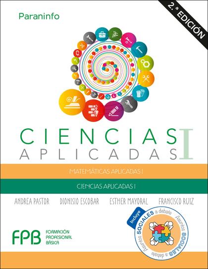 CIENCIAS APLICADAS I  (2ª EDICIÓN 2020).