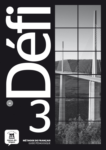 DEFI 3 NIVEL B1 GUIA DEL PROFESOR 2 TRIM 2019.
