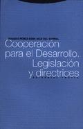COOPERACION DESARROLLO LEGISLACION