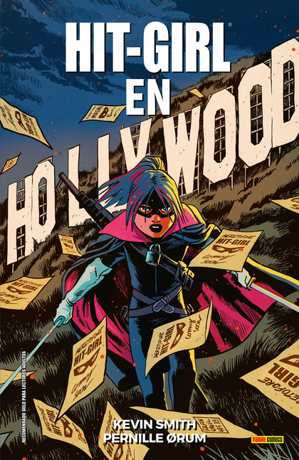 HIT-GIRL EN HOLLYWOOD.