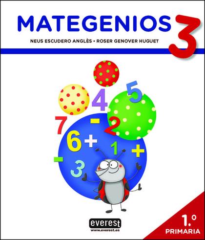 MATEGENIOS 3.