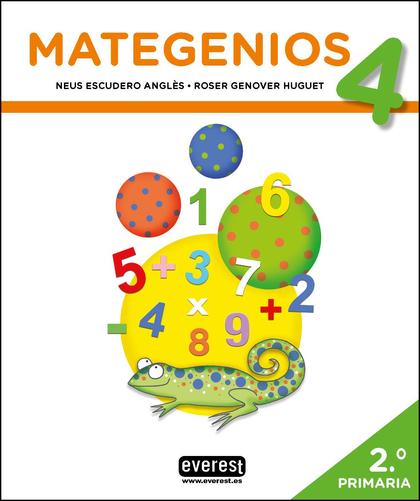 MATEGENIOS 4.
