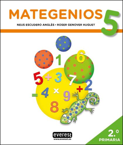 MATEGENIOS 5.