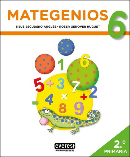 MATEGENIOS 6.