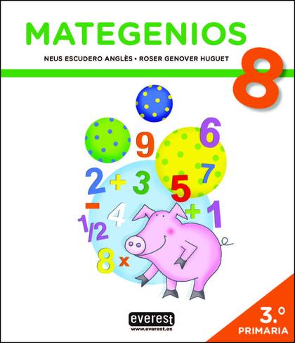 MATEGENIOS 8.