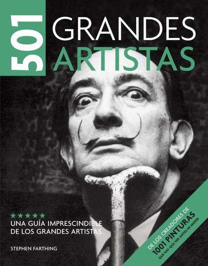 501 GRANDES ARTISTAS