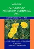 CALENDARIO DE AGRICULTURA BIODINAMICA 2019.