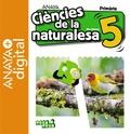 CIÈNCIES DE LA NATURALESA. 5. PRIMÀRIA. ANAYA + DIGITAL..
