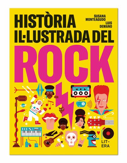 HISTORIA IL LUSTRADA DEL ROCK CATALAN