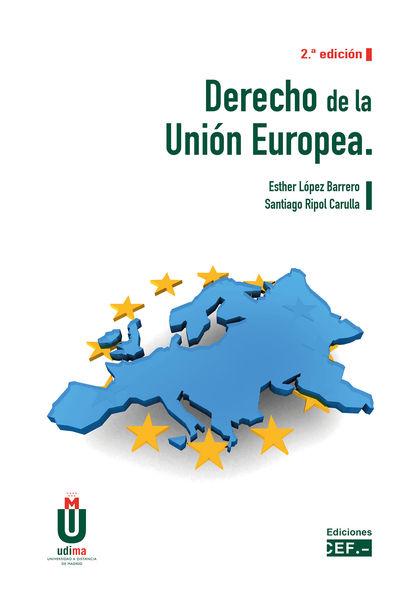 DERECHO DE LA UNION EUROPEA 2020