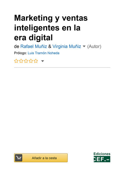 MARKETING Y VENTAS INTELIGENTES EN LA ERA DIGITAL