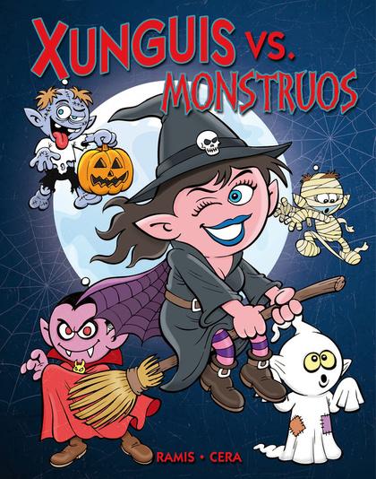 XUNGUIS VS. MONSTRUOS