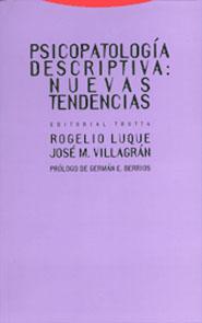 PSICOPATOLOGIA DESCRIPTIVA:NUEVAS TENDENCIAS