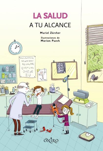 LA SALUD A TU ALCANCE. ILUSTRACIONES DE MARION PUECH
