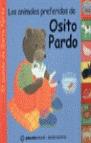 ANIMALES PREFERIDOS OSITO PARDO