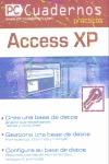 ACCESS XP CUADERNOS PRACTICOS