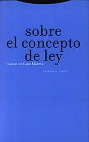 SOBRE EL CONCEPTO DE LEY EPD