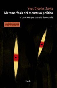 METAMORFOSIS DEL MONSTRUO POLÍTICO