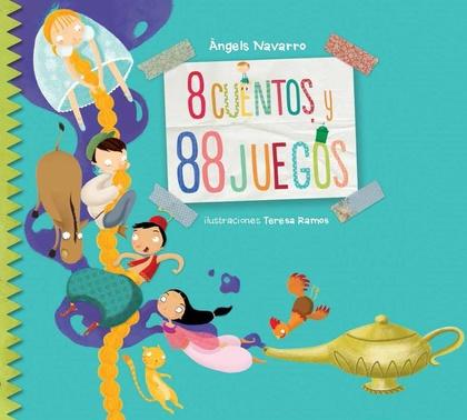 8 CUENTOS Y 88 JUEGOS.