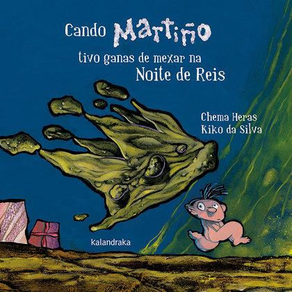 CANDO MARTIÑO TIVO GANAS DE MEXAR NA NOITE DE REIS
