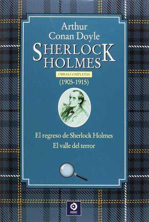 SHERLOCK HOLMES 1905-1915.