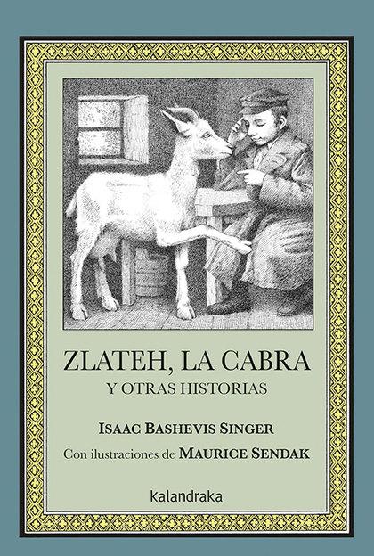 ZLATEH LA CABRA Y OTRAS HISTORIAS