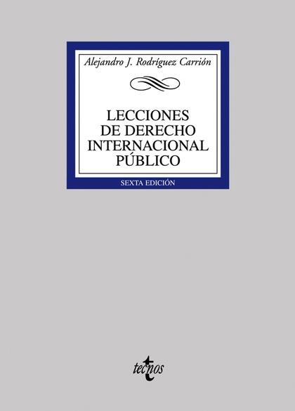 LECCIONES DE DERECHO INTERNACIONAL PÚBLICO