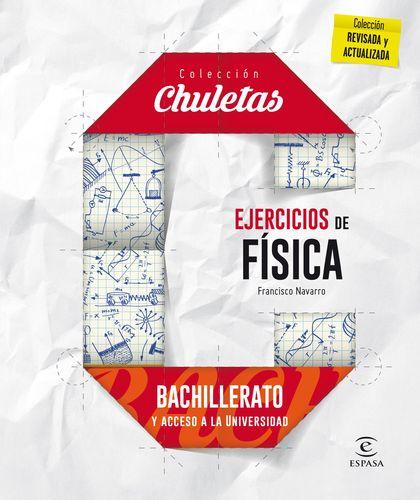 EJERCICIOS DE FÍSICA PARA BACHILLERATO.
