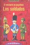 SOLDADOS. EL VESTUARIO EN PEGATINAS