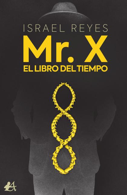 MR.X. EL LIBRO DEL TIEMPO