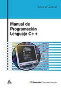 MANUAL DE PROGRAMACIÓN LENGUAJE C++