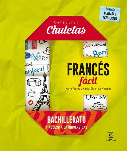 FRANCÉS FÁCIL PARA BACHILLERATO.
