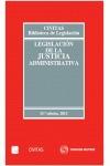LEGISLACIÓN DE LA JUSTICIA ADMINISTRATIVA (PAPEL + E-BOOK).