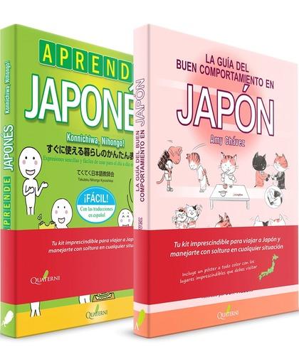 KIT BASICO PARA VIAJAR A JAPON.