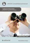 Contabilidad previsional. ADGN0108