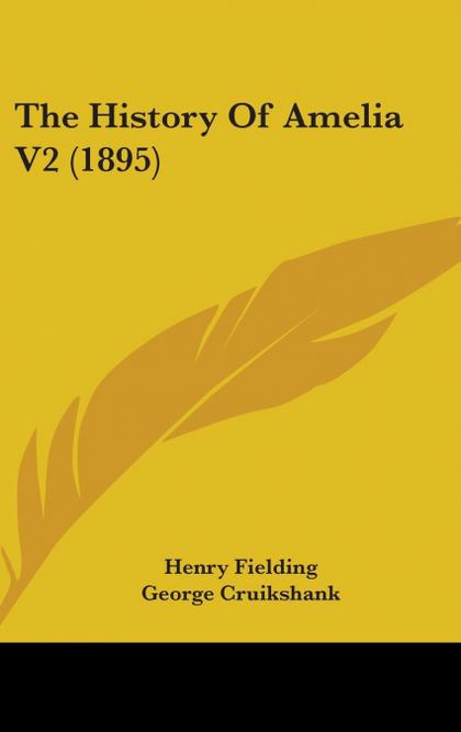 THE HISTORY OF AMELIA V2 (1895)