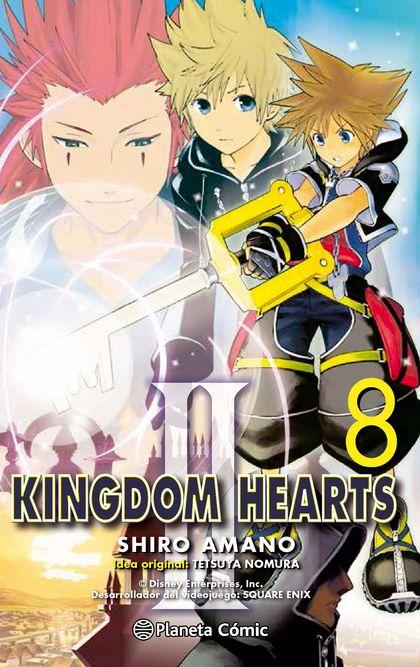KINGDOM HEARTS II Nº08.