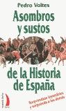 ASOMBROS Y SUSTOS DE LA HISTORIA DE ESPAÑA