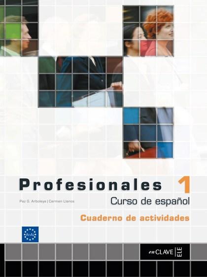 PROFESIONALES 1 - CUADERNO DE ACTIVIDADES + CD AUDIO