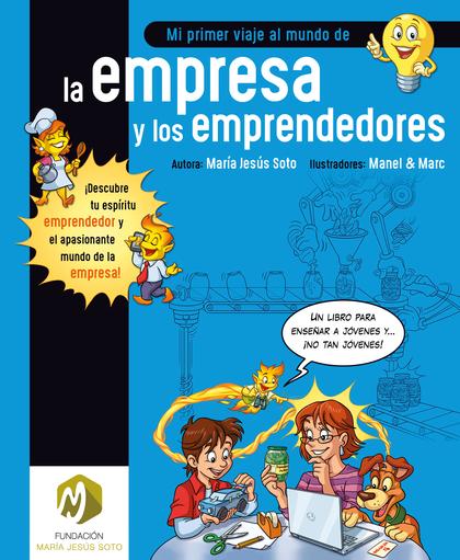 MI PRIMER VIAJE AL MUNDO DE LA EMPRESA Y LOS EMPRENDEDORES (ED. LATAM).