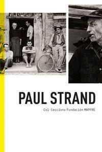 PAUL STRAND - CAT.