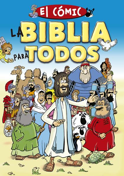 LA BIBLIA PARA TODOS                                                            COMIC