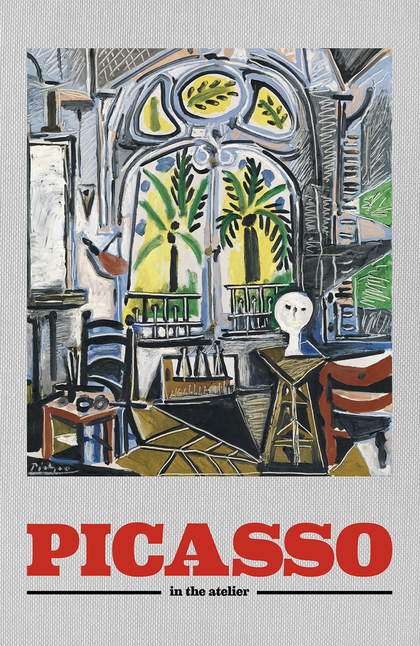 Picasso in the atelier