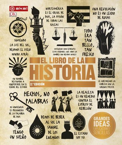 EL LIBRO DE LA HISTORIA.