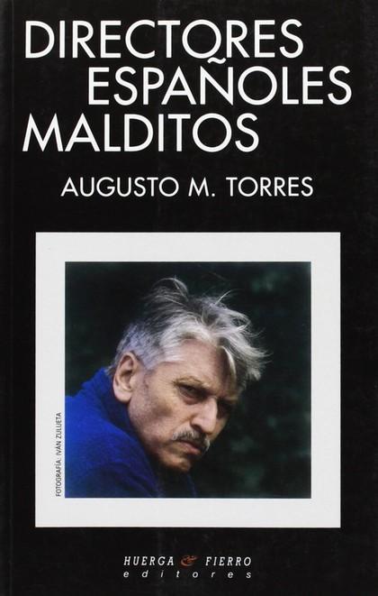 DIRECTORES ESPAÑOLES MALDITOS.