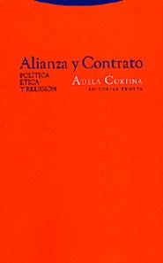 ALIANZA Y CONTRATO. POLÍTICA, ÉTICA Y RELIGIÓN