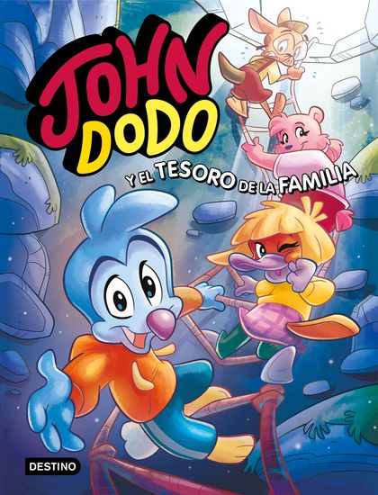 John Dodo 1. John Dodo y el tesoro de la familia