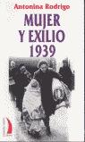 MUJER Y EXILIO 1939