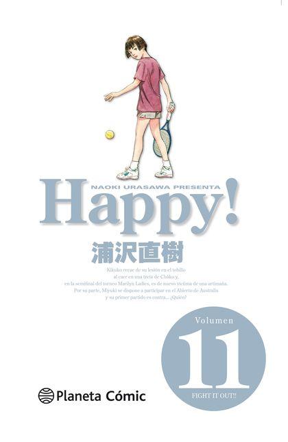 HAPPY! Nº 11/15.