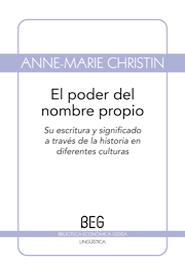 EL PODER DEL NOMBRE PROPIO (L´ECRITURE DU MON PROPE) : SU ESCRITURA Y SIGNIFICADO A TRAVÉS DE L
